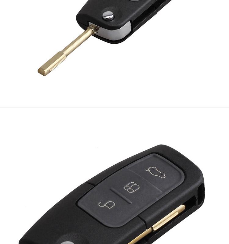 AK018014 Ford Mondeo Flip key 4D63 CHIP 433Mhz FO21