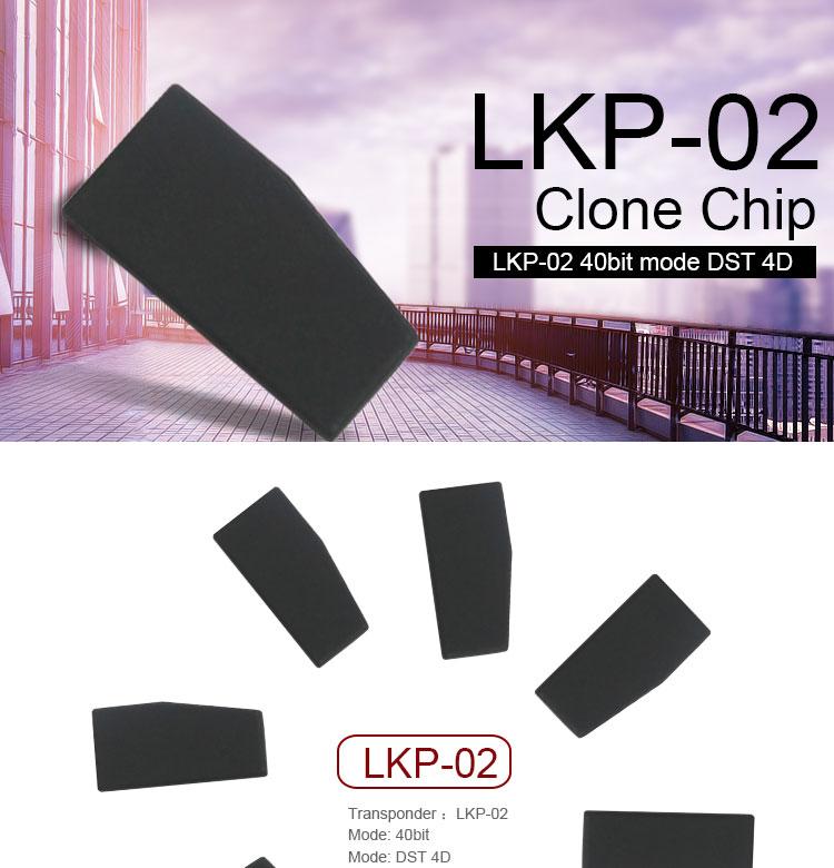 DY120722 LKP-02 Cloning Chip 40bit mode DST 4D