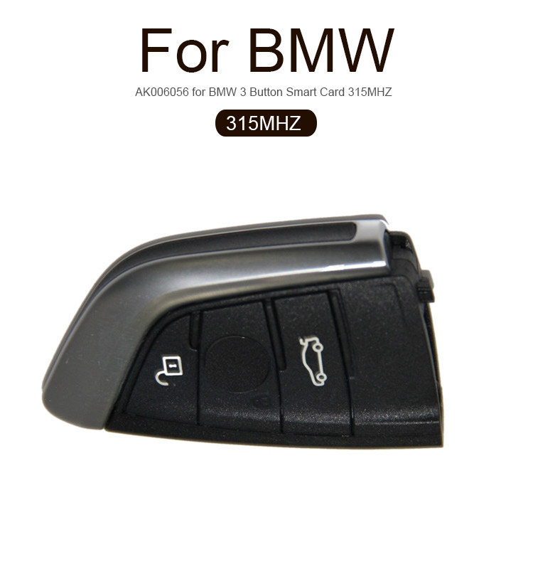 AK006056 for BMW 3 Button Smart Card 315MHZ