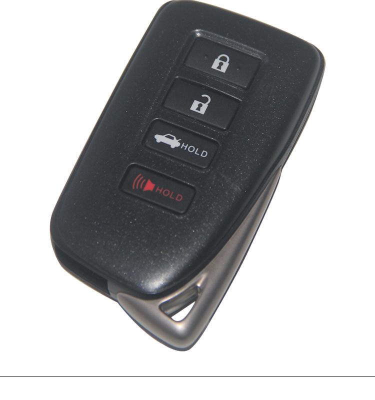 AK052015 For Lexus 3+1 Button 8A 315Mhz